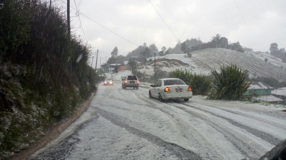 Esto se debe a la combinación de temperaturas altas y humedad. (Foto: Lucero Sapalú/Nuestro Diario)