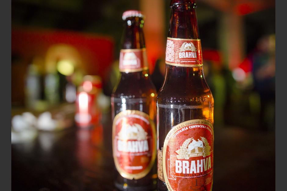 Brahva renueva su imagen después de 13 exitosos años de presencia en el país. (Foto: George Rojas/Soy502)