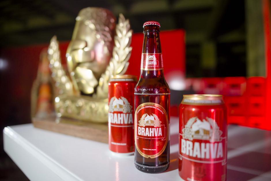 """Por segunda ocasión, Brahva Guatemala recibió el premio """"Brewmaster Cup"""" por su excelencia en procesos de elaboración. (Foto: George Rojas/Soy502)"""