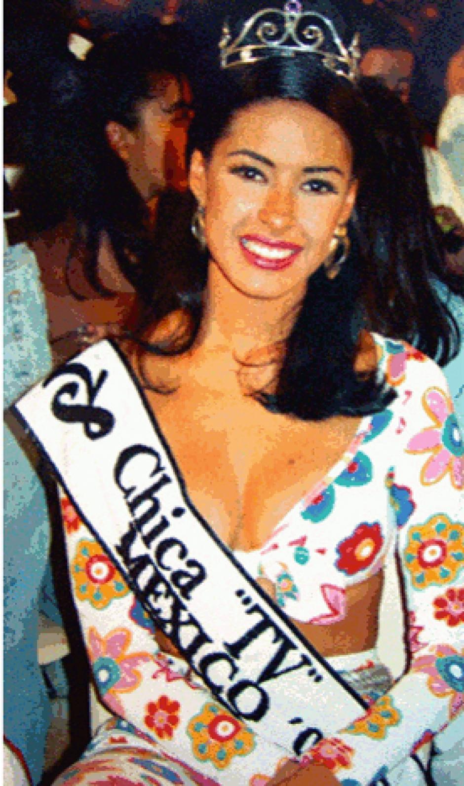 Galilea fue la Chica TV en sus inicios. (Foto: Twitter)