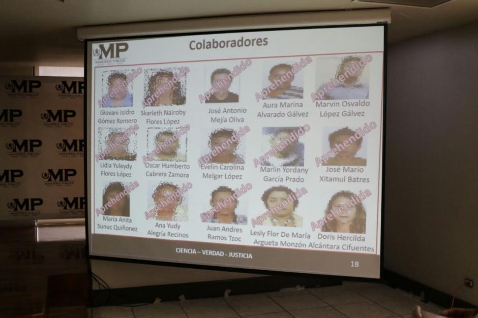 62 personas fueron capturadas. (Foto: Alejandro Balán/Soy502)