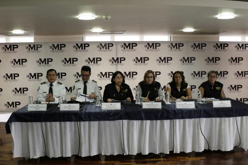 Las autoridades citaron a 42 reos por este nuevo caso. (Foto: Alejandro Balán/Soy502)