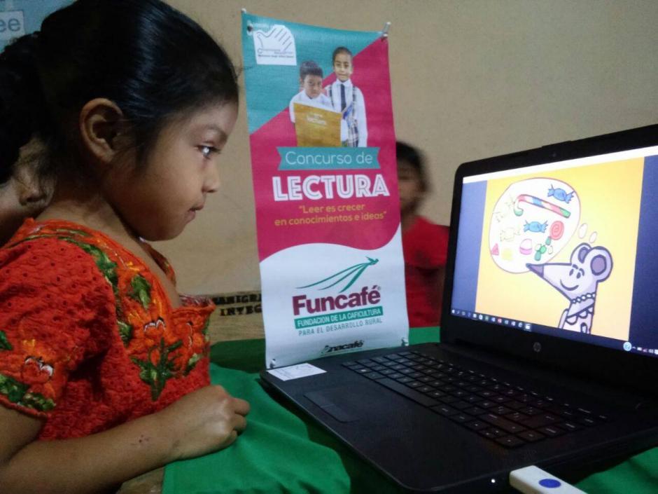 La fundación promueve distintos programas educativos en el interior. (Foto: Funcafé)