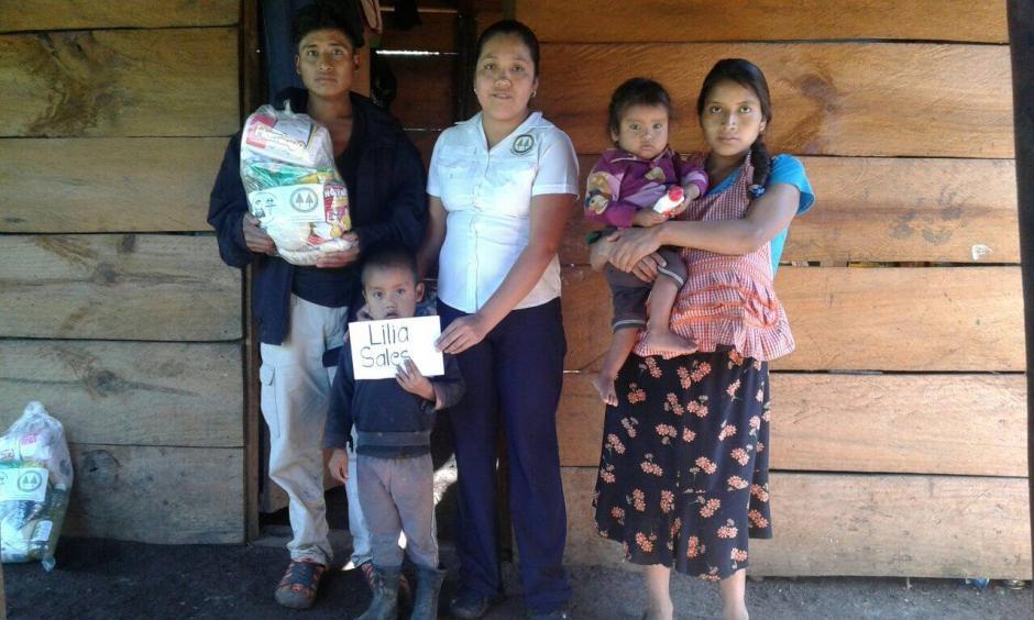 Funcafé también apoyo en programas de seguridad alimentaria. (Foto: Funcafé)