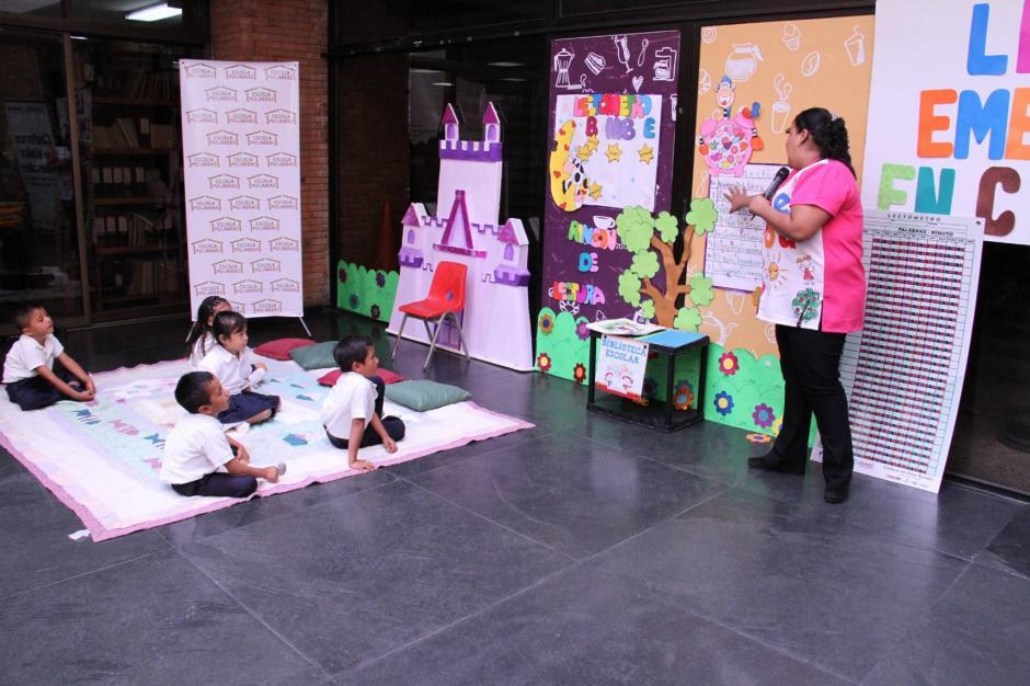 El programa educativo ha brindado apoyo a más de 100 mil niños durante 21 años. (Foto: Funcafé)