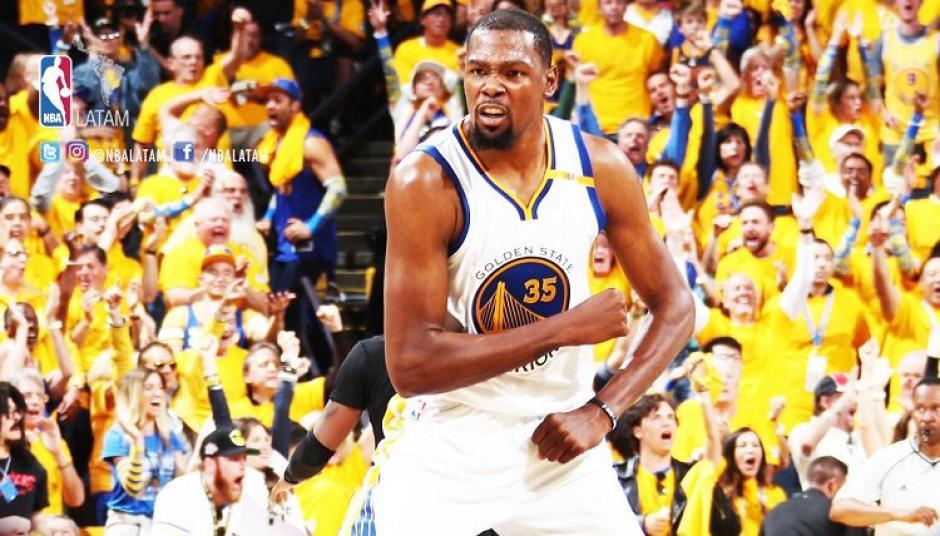 Golden State se impuso a los Cavaliers en cinco partidos. (Foto: NBA)