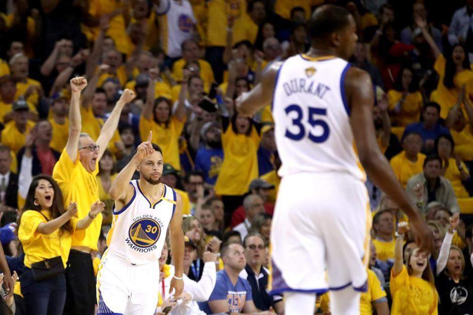 Los Warriors vuelven a ser campeones de la NBA. (Foto: NBA)