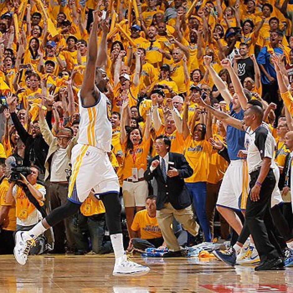 Los Warrios doblegaron a los Cavs. (Foto: NBA)