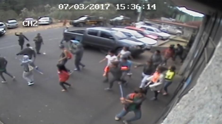 Los problemas en el Hogar Seguro empezaron la tarde del 7 de marzo por la fuga de un grupo de adolescentes. (Foto: MP)