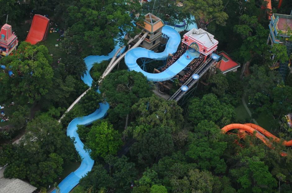 Guatemágica reúne muchas condiciones para ser considerado el Disney latino. (Foto: Jesús Alfonso/Soy502)