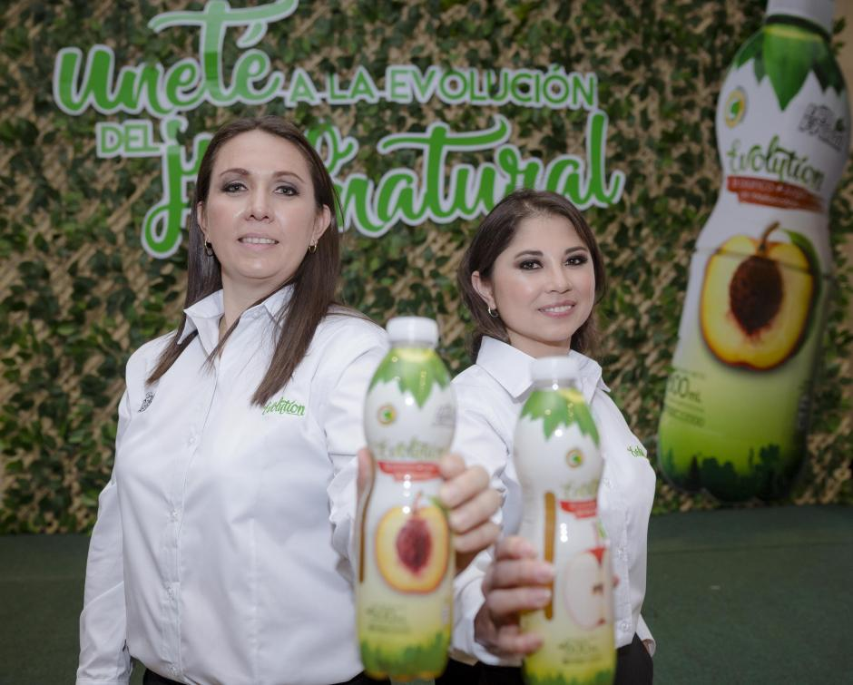La bebida busca atraer a aquellas personas interesadas en consumir productos naturales y saludables. (Foto: George Rojas/Soy502)