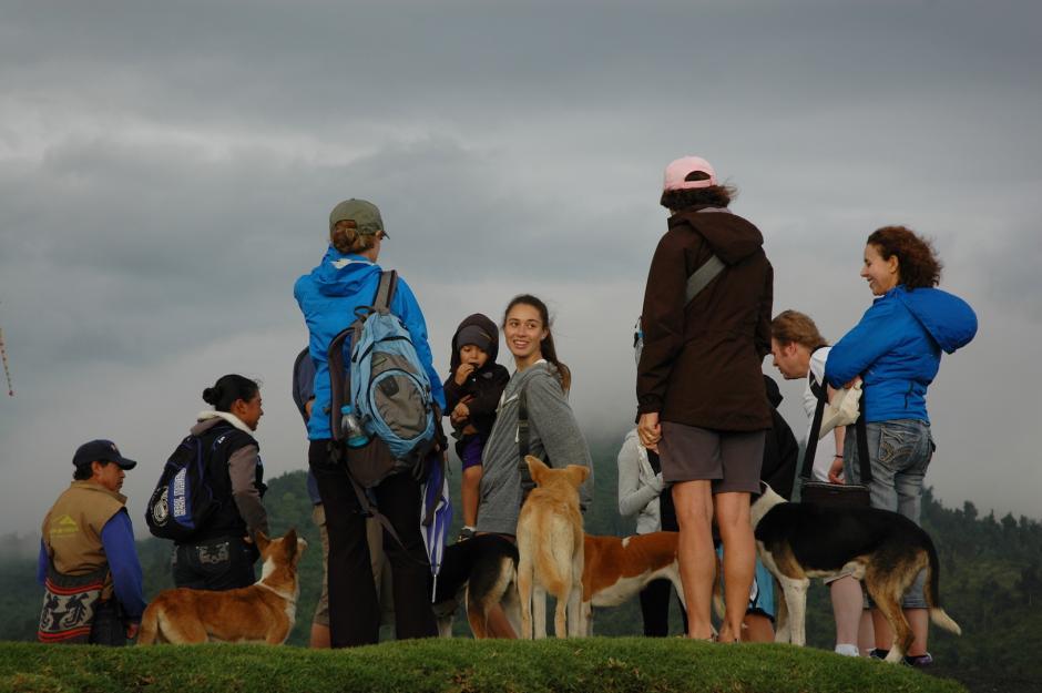 La guía busca ser un apoyo para los que practican montañismo sin un líder local. (Foto: Fredy Hernández/Soy502)