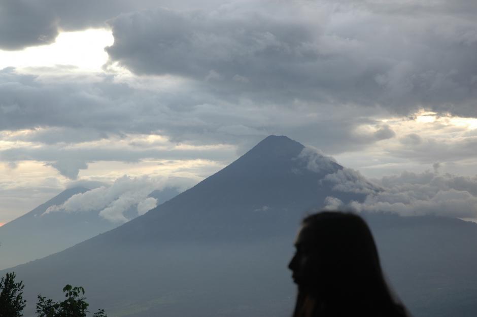 El volcán de Pacaya ofrece una bella vista desde sus senderos. (Foto: Fredy Hernández/Soy502)