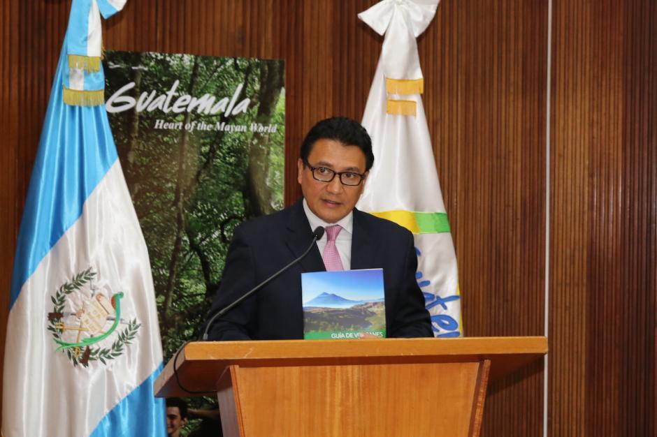 El director del Inguat explica que se busca prevenir incidentes como la tragedia del Acatenango. (Foto: Inguat)
