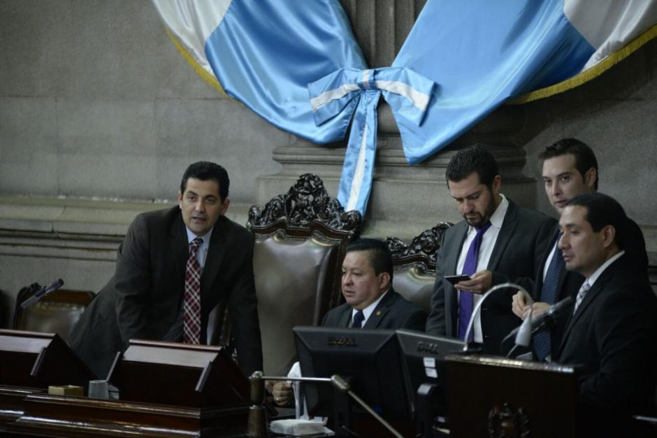 La comisión permanente del Congreso convocó a la sesión únicamente para elegir al próximo PDH. (Foto: Wilder López/Soy502)