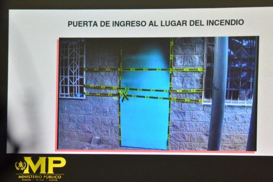 Este martes se realizó la audiencia de primera declaración contra cinco implicados en la tragedia del Hogar Seguro. (Foto: Jesús Alfonso/Soy502)