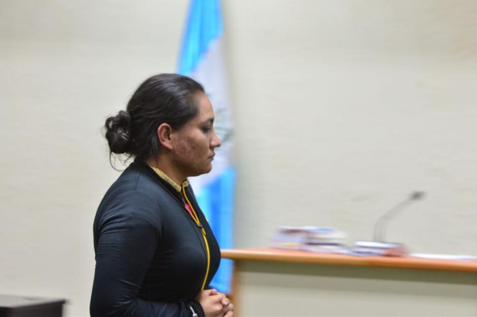Los acusados fueron capturados la semana pasada. (Foto: Jesús Alfonso/Soy502)