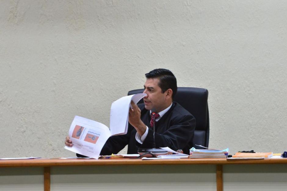 El juez a cargo del caso señaló que la audiencia podría durar hasta tres días. (Foto: Jesús Alfonso/Soy502)