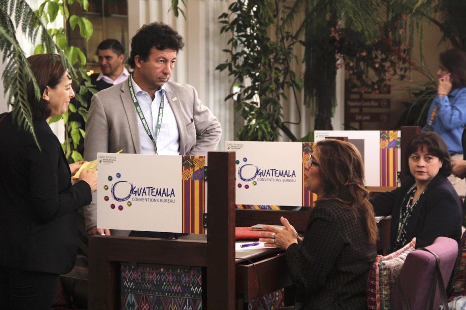 El encuentro de negocios superó la expectativas de los organizadores. (Foto: Fredy Hernández/Soy502)