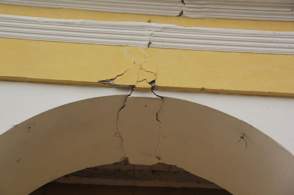 Se espera que la restauración empiece en los próximos días. (Foto: Fredy Hernández/Soy502)