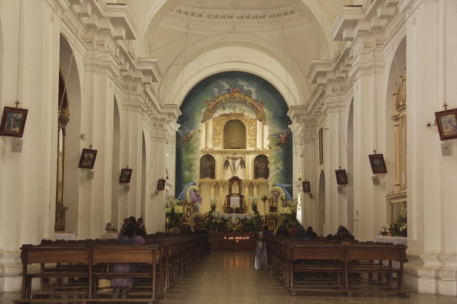 La Catedral de Ciudad Vieja también fue evaluada tras el sismo. (Foto: Fredy Hernández/Soy502)