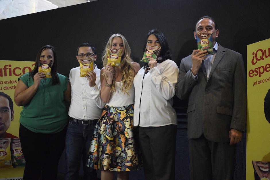 """PepsiCo te invita a participar en su campaña """"Sonrisas"""". (Foto: Javier Grazioso/Soy502)"""