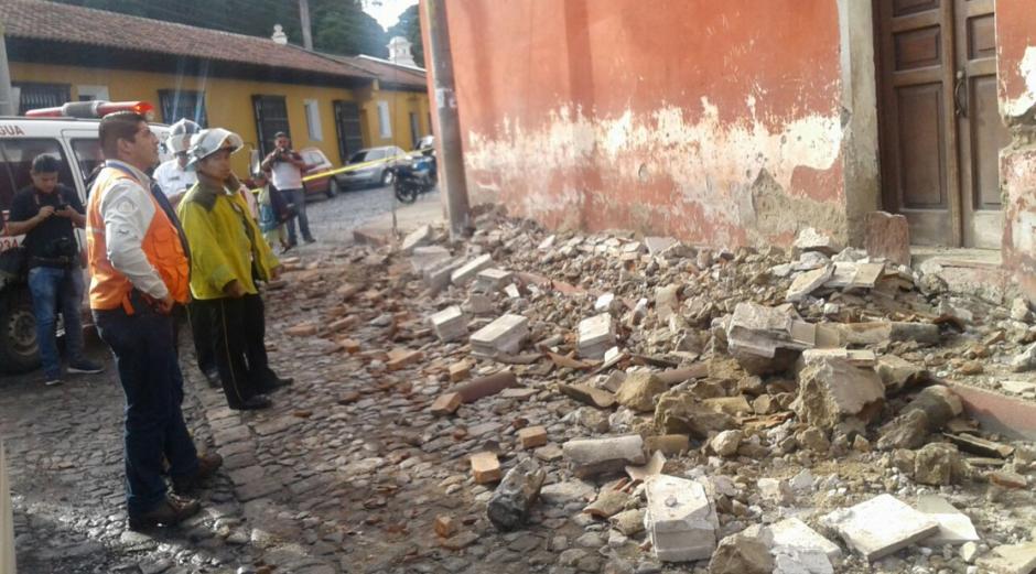 Entre los más afectados se encuentran los departamentos del Sur. (Foto: Conred)