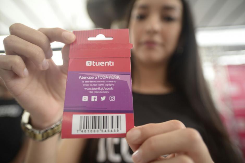 El chip prepago se puede adquirir en el portal web de Tuenti y en puntos de venta autorizados. (Foto: Wilder López/Soy502)