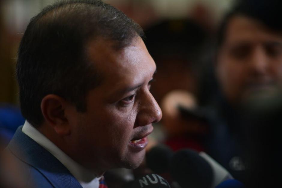 El ministro de Gobernación aseguró que analizan los cambios a implementar en las prisiones. (Foto: Jesús Alfonso/Soy502)