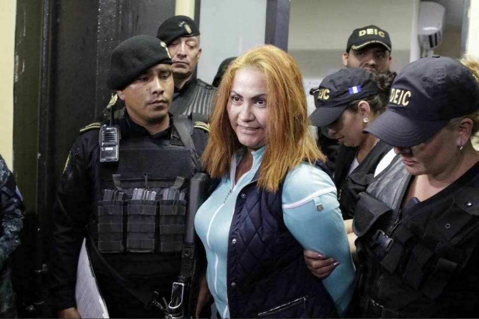 """""""La Patrona"""" fue recapturada en El Salvador un mes después de su fuga. (Foto: Archivo/Soy502)"""