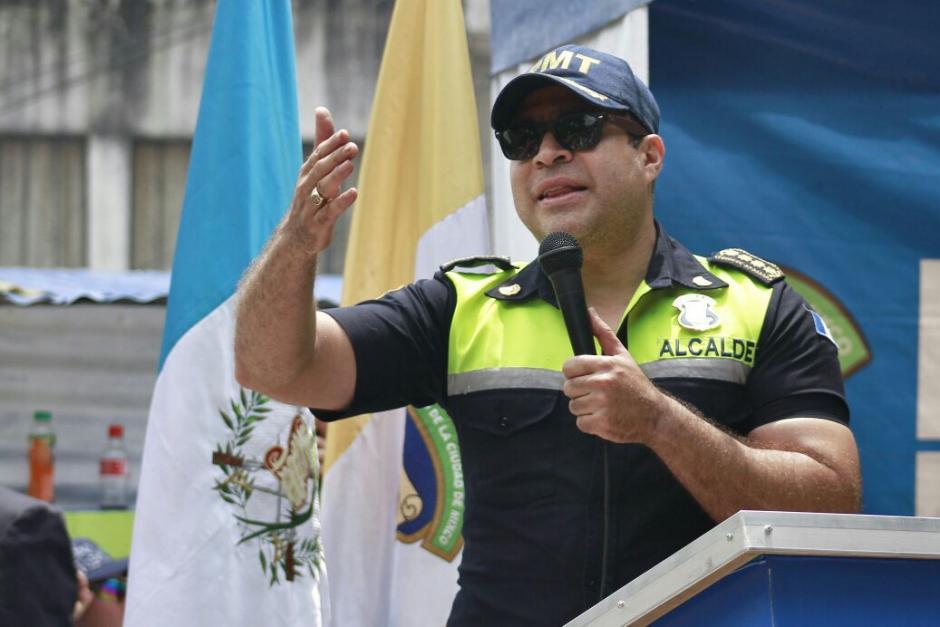 Neto Bran garantizó que el ingreso será gratuito. (Foto: Muni de Mixco)