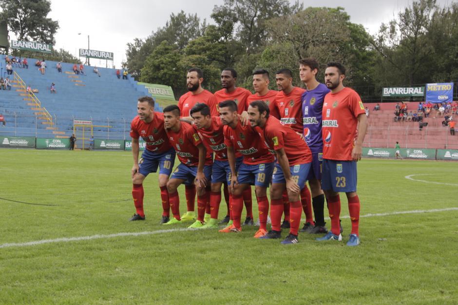 Alessandro del Piero defendió los colores de Municipal. (Foto: Fredy Hernández/Soy502)