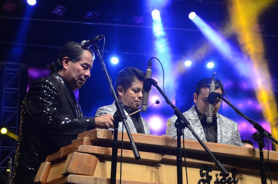 Fidel Funes y su Marimba Orquesta recorrerá Europa por primera vez. (Foto: Selene Mejía/Soy502)