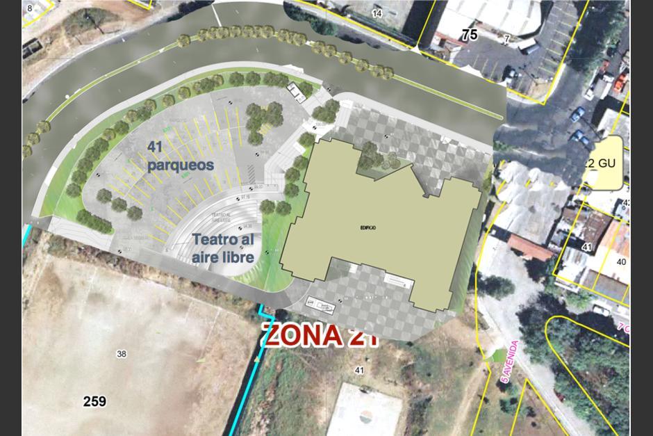 El proyecto se empezó a proponer en 2016. (Foto: Muni de Guatemala)
