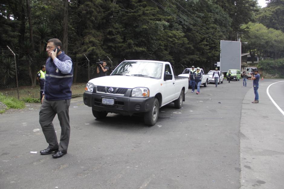 Se realizarán operativos diarios para evitar la instalación de otros puestos. (Foto: Fredy Hernández/Soy502)