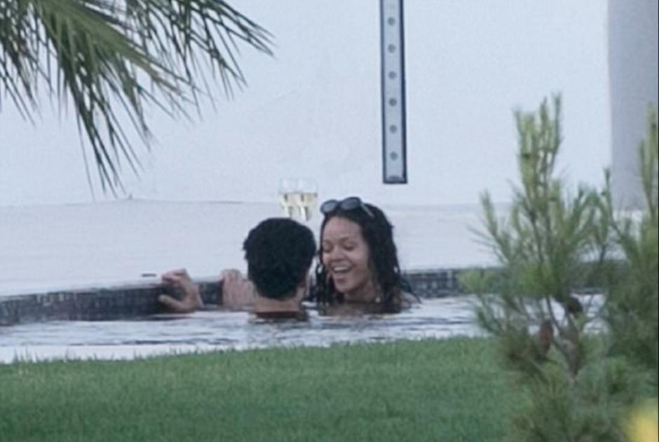 """Según una fuente de """"The Sun"""", el romance va en serio. (Foto: Daily Mail)"""