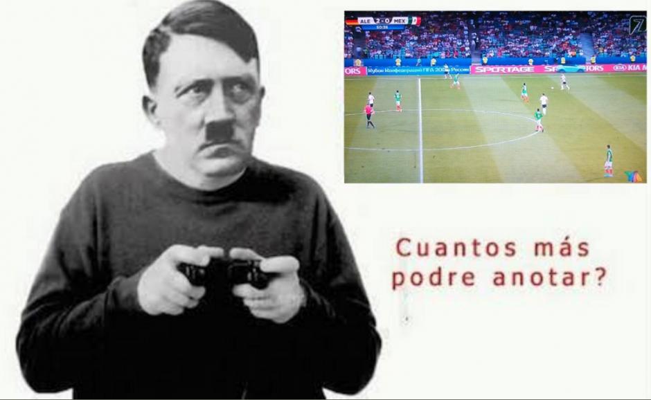 "En Twitter la palabra ""México"" se viraliza con varias imágenes. (Foto: Twitter)"