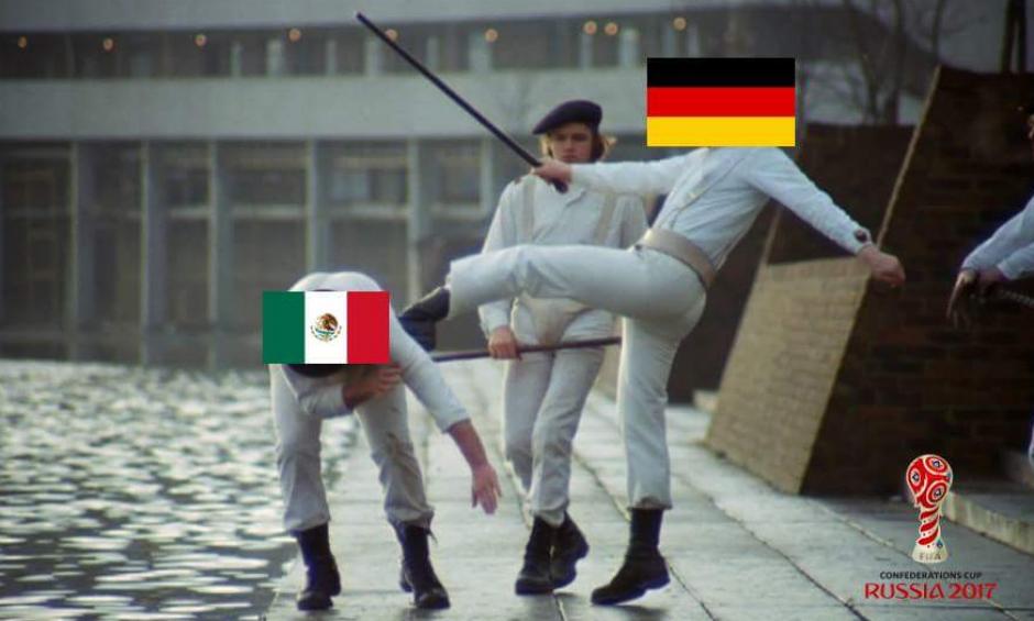 Así despiden a México en las redes sociales. (Foto: Twitter)