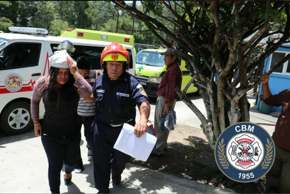 No se han reportado víctimas mortales del impacto. (Foto: Bomberos Municipales)
