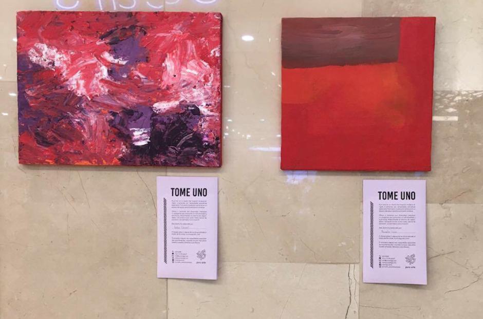 Puro arte presenta su exposición pública. (Foto: Puro Arte)
