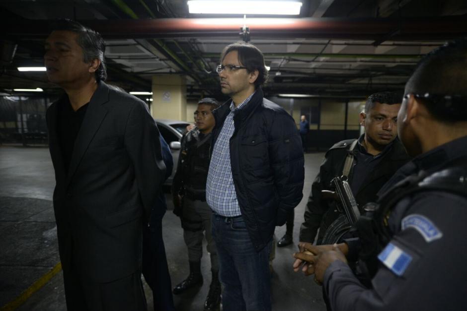 Aleksander Castillo, también exdiputado del PP, es acusado en el caso Plazas Fantasma. (Foto: Wilder López/Soy502)