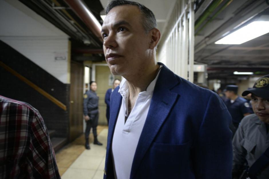 Juan de Dios Rodríguez, expresidente del IGSS y exsecretario de la presidencia de Otto Pérez, es acusado por varios casos de corrupción en el Seguro Social. (Foto: Wilder López/Soy502)