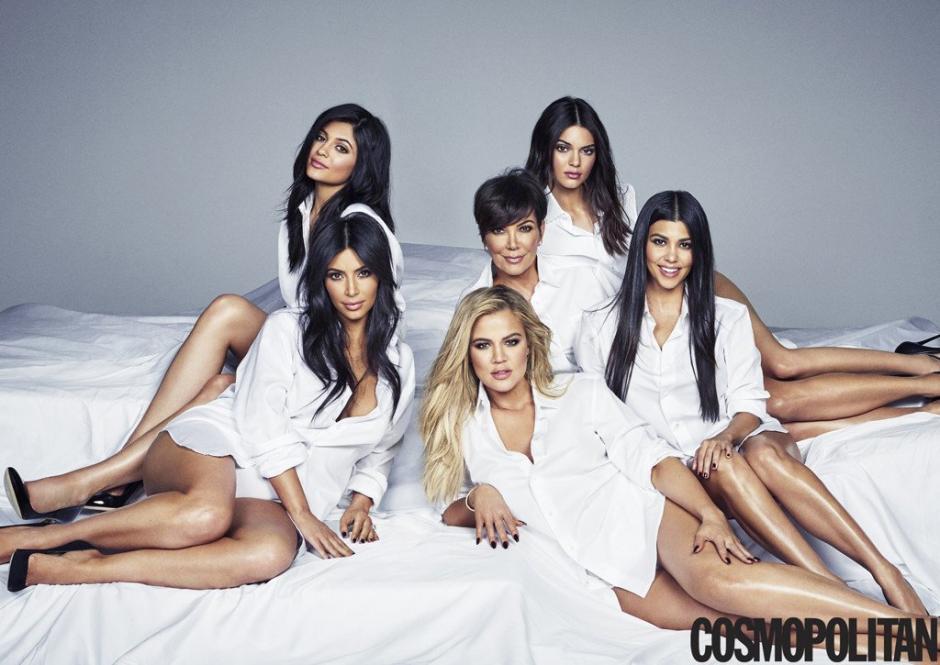 Las Kardashian vuelven a la carga. (Foto: Twitter)