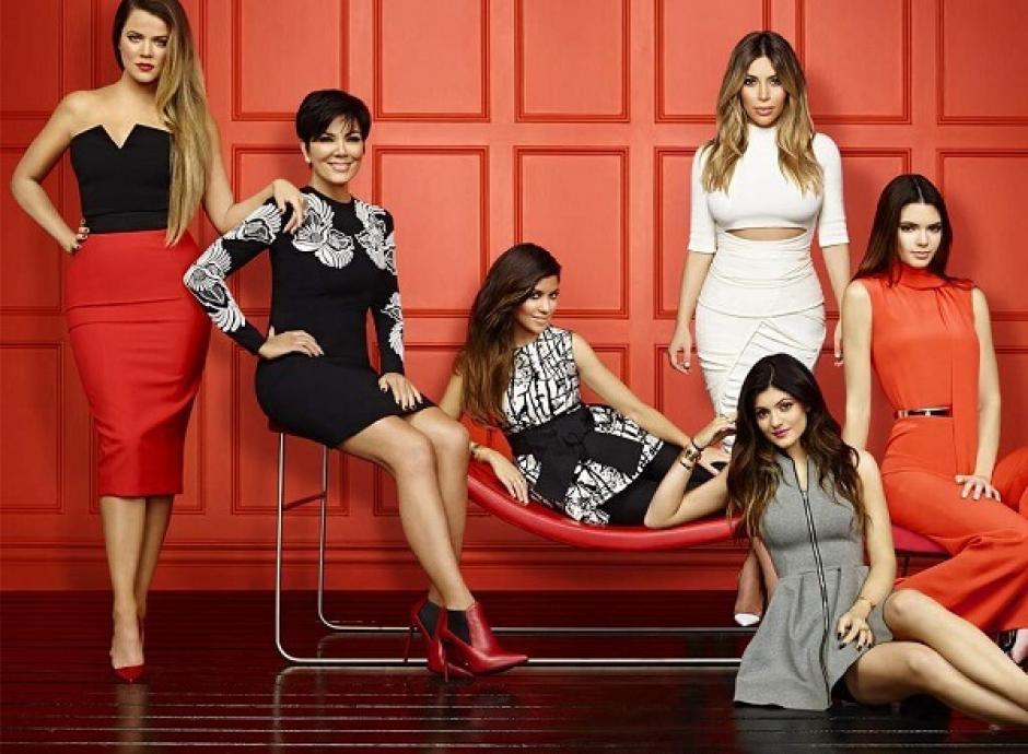 El clan Kardashian podría tener su serie de caricaturas. (Foto: Twitter)