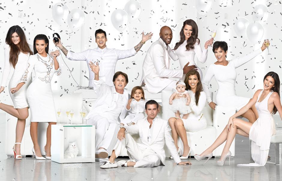 La familia Kardashian sigue dando de que hablar. (Foto: Twitter)