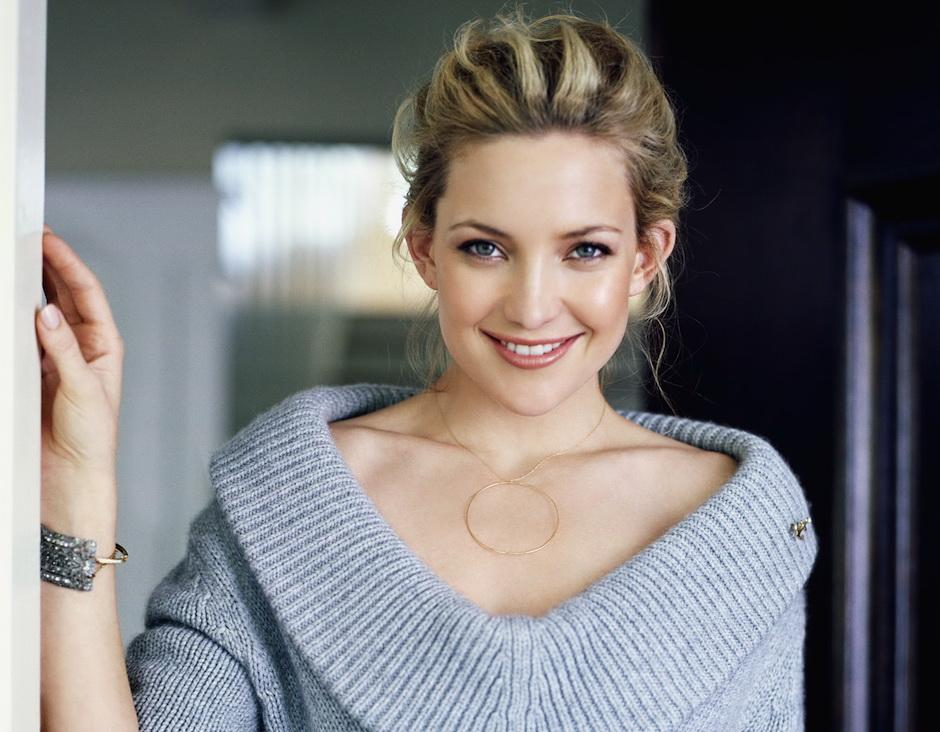 Kate Hudson ha sido relacionada con Brad Pitt. (Foto: actitudfem.com)