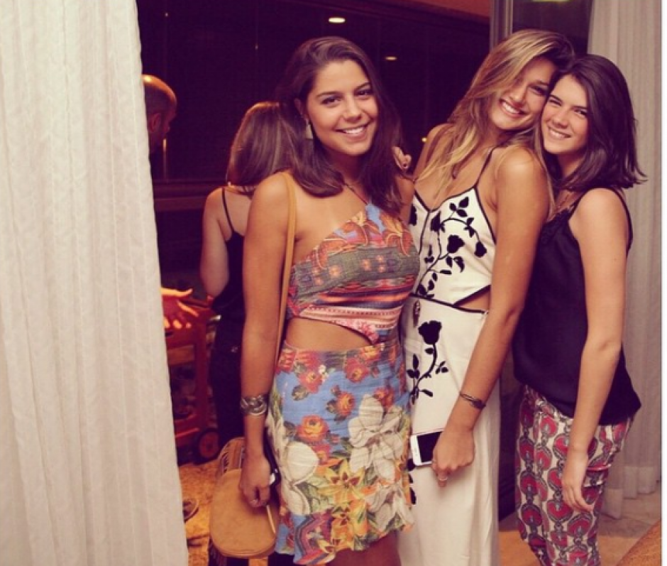 La hija de Xuxa encanta a miles en Instagram. (Foto: Twitter)