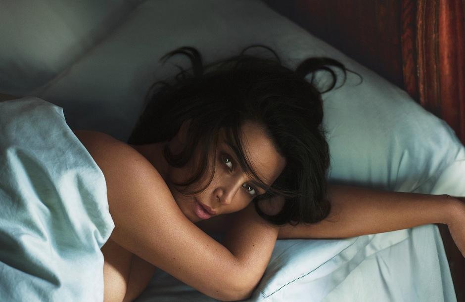 Kim Kardashian destapa su vida para la revista GQ. (foto: GQ)