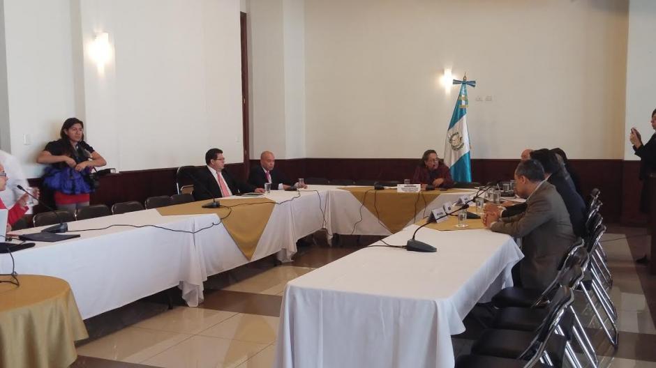 La propuesta tendrá algunos cambios durante su discusión en el hemiciclo. (Foto: José Miguel Castañeda/Soy502)