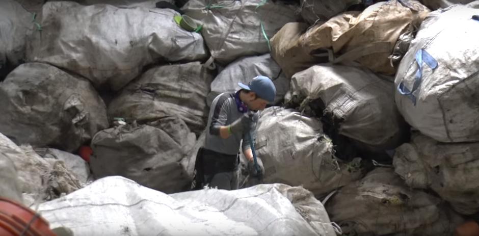 La empresa reciclaba 7 toneladas de plástico al día. (Foto: Archivo/Soy502)